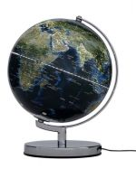 Globus Emform SE-0938 28cm Leuchtglobus TERRA CITY LIGHT Nachtlicht Citylights night Globe Earth World